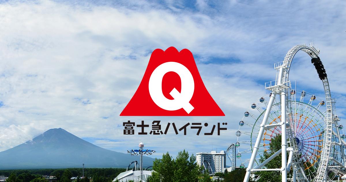★富士急ハイランド★チケット入荷!!